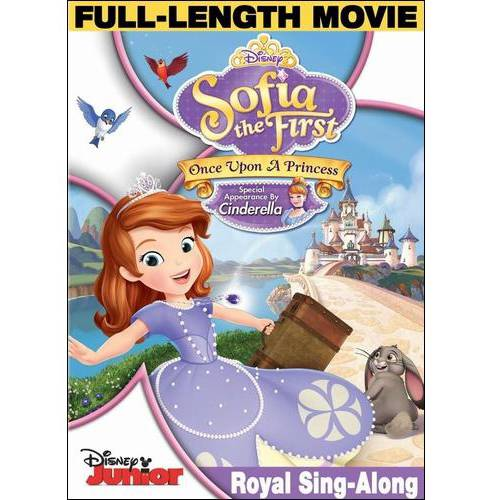 Sofia The First: Once Upon A Princess (Widescreen)