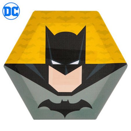 Halloween Batman Art (Batman Hexagon Canvas Wall Art Home Decoration Theater Media Room Man)