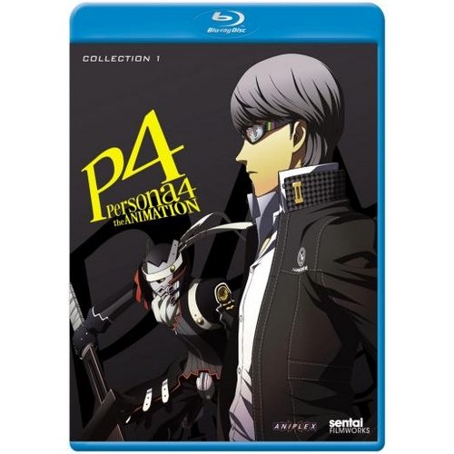 Persona 4: Collection One (Blu-ray)