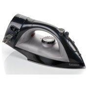 Best Retractable Cord Irons - Iron Retractable Cord Non-Stick Plate Black Review