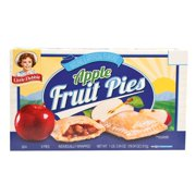 Little Debbie Family Pack Apple Fruit Pies, 18.04 oz