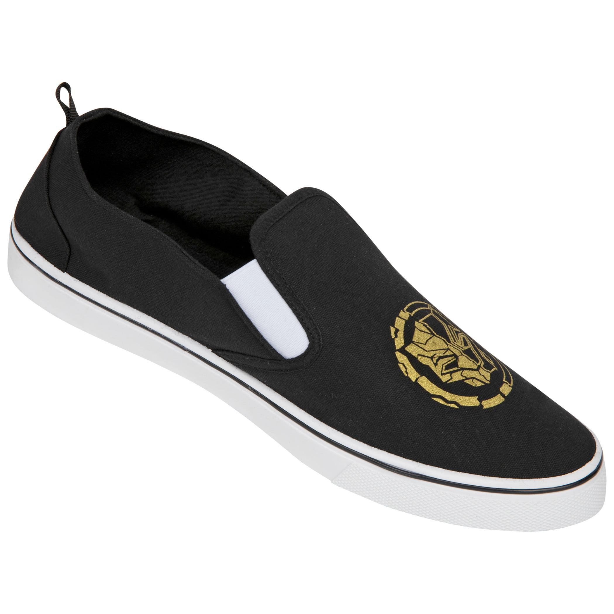 Black Plimsoles Size 11