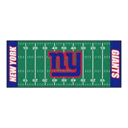 FanMats NFL New York Giants Football Field