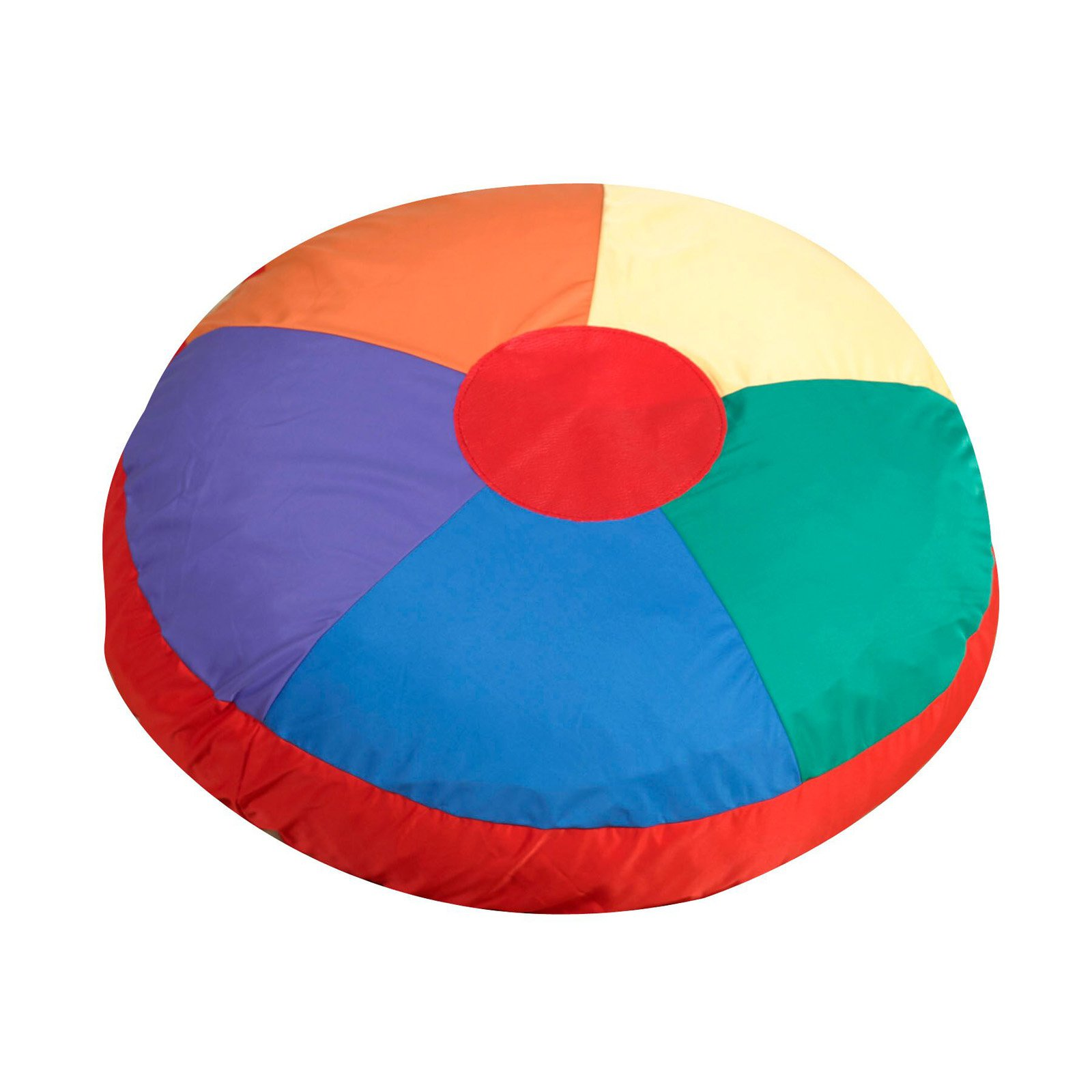 Childrens Factory Color Wheel Pillow