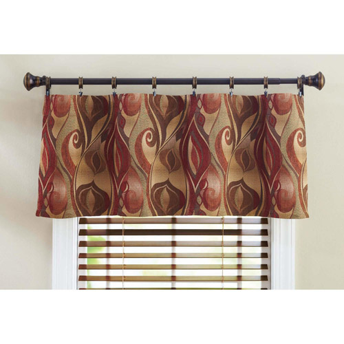 Better Homes and Gardens Georgia 50x18 Valance by