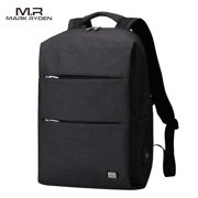 MARK RYDEN Large Capacity Anti-Thief Multifunctional Business Laptop Bag Waterproof USB Charging Travel Men Backpack