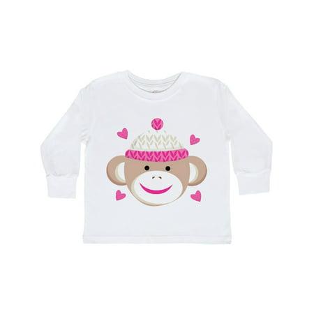 Sock Monkey Toddler Long Sleeve T-Shirt](Sock Monkey Onesie Adults)