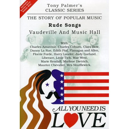 All You Need Is Love 5: Rude Songs / Various (DVD) - It Is Halloween Songs