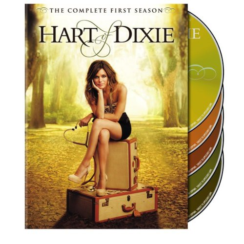 Hart Of Dixie: The Complete First Season (Widescreen)