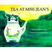 Tea at Miss Jean's - eBook