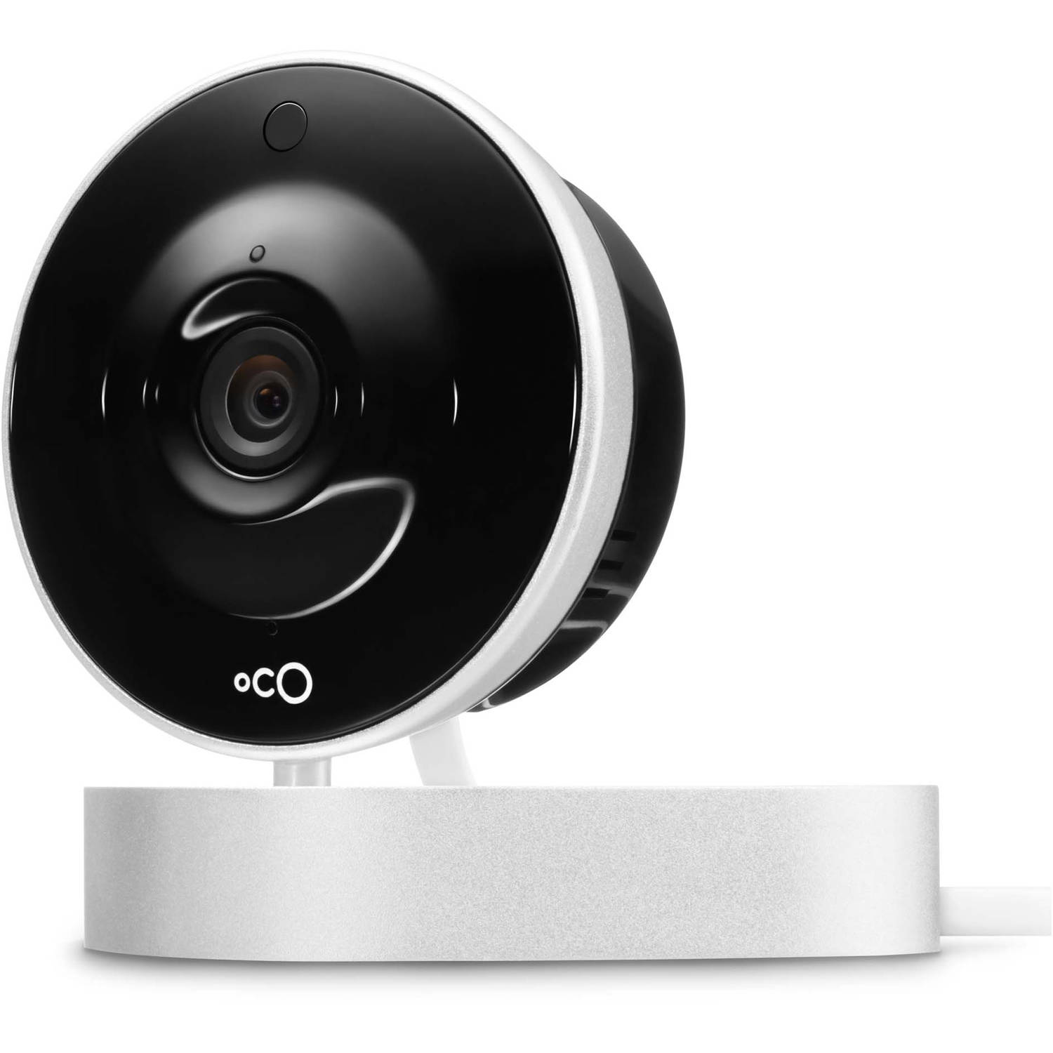 Oco Wireless Surveillance HD Video Monitoring Security Camera 720P Night Vision and 2 Way Sound Motion & Detection - No more monthly fee