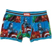 Marvel Mens Blue Avengers Age Of Ultron Boxer Briefs