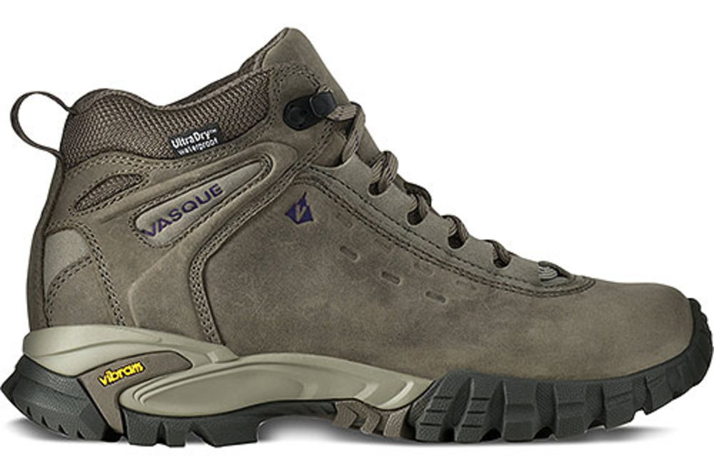 Women's Vasque TALUS Waterproof Boots GRAY 8.5 M by Vasque