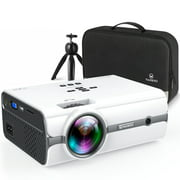 VANKYO Leisure 410 Mini Projector with 1080P Supported, 2021 Upgraded, Portable LCD Home Theater Projector, White - Best Reviews Guide