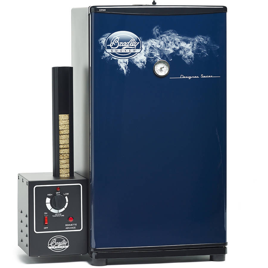 Bradley Blue Designer Series Smoker