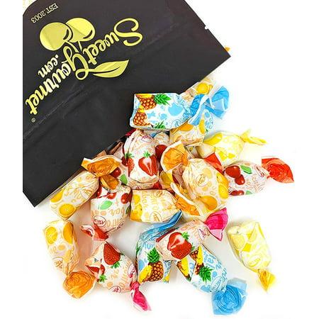 Arcor Assorted Filled Fruit BonBons   Bulk Hard Candy   assorted fruit candies   2 pounds](Bonbons D'halloween)