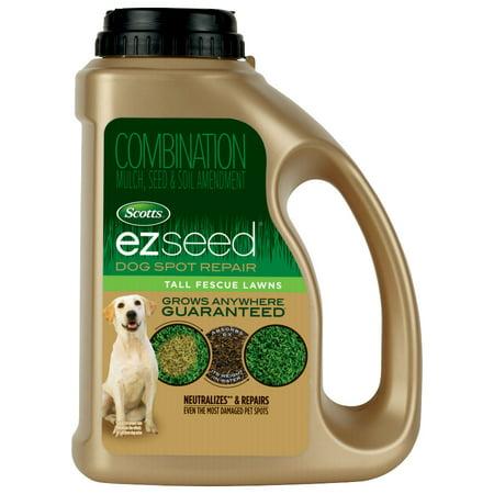 Scotts EZ Seed Dog Spot Repair Tall Fescue Lawns (Fescue Lawn Repair)