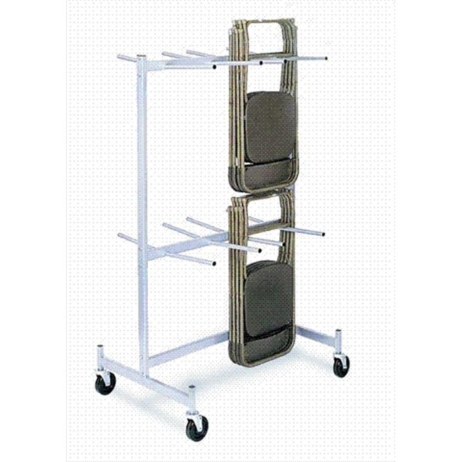 Raymond Products 920L Hanging Folded Chair Storage Truck - Compact Size for Lifetime Chairs