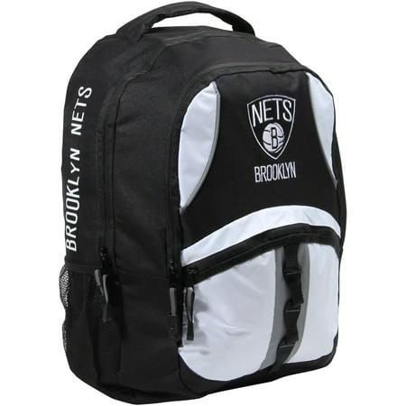 "NBA Brooklyn Nets ""Captain"" 18.5""H x 8""L x 13""W Backpack"