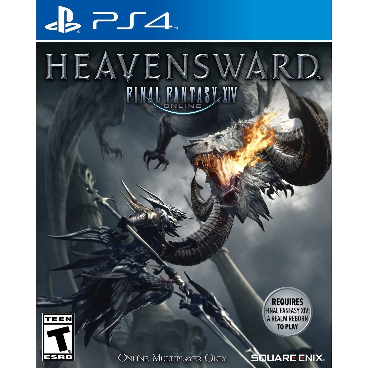 Square Enix Final Fantasy XIV: Heavensward (PS4)