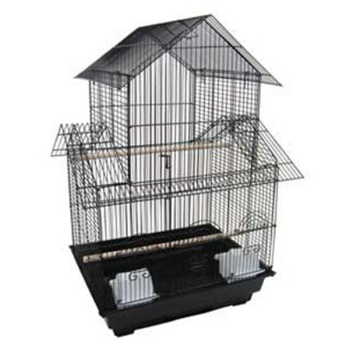 YML 3/8 in. Pagoda Top Bird Cage