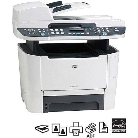 HP LaserJet M2727nf MFP - Multifunction printer - B/W - laser - Letter A Size (8.5 in x 11 in) (original) - Legal (media) - up to 27 ppm (copying)