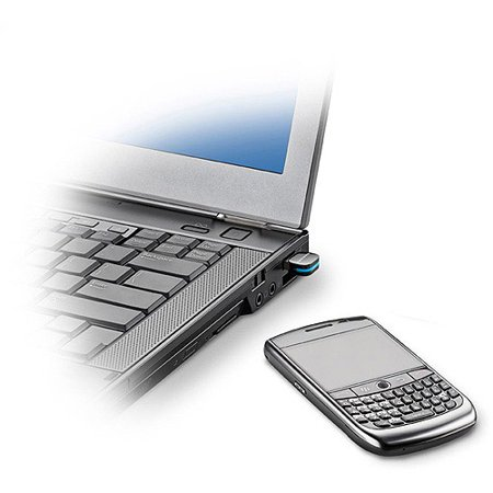 Plantronics BT300 Bluetooth 2.0 - Bluetooth Adapter for Desktop Computer - USB - 3 Mbit/s - 2.40 GHz ISM - 33 ft Indoor Range - External