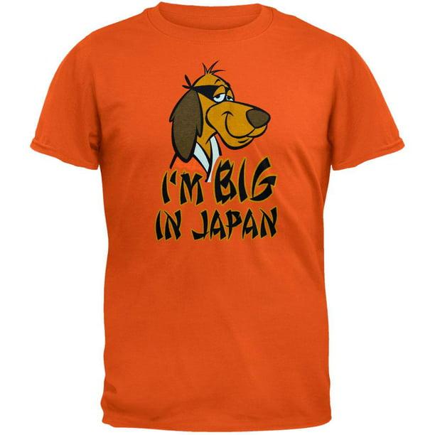 Hong Kong Phooey Retro Japanese Women/'s T-Shirt
