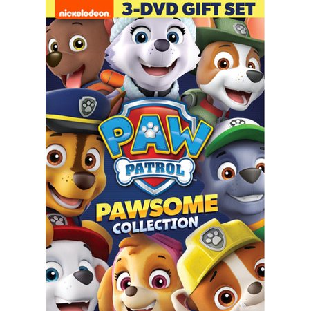 Paw Patrol: Pawsome Collection (DVD)](Paw Patrol Halloween Printables)
