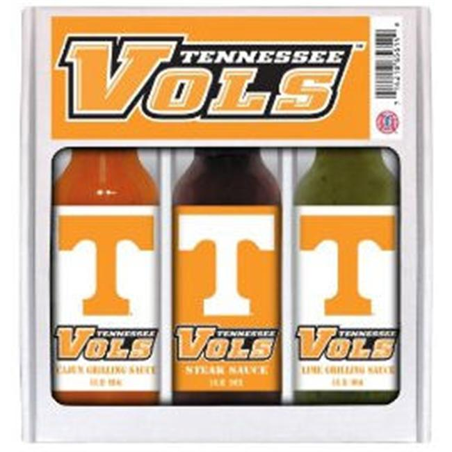 Hot Sauce Harrys 5714 TENNESSEE Vols Mini Grilling Set - 5oz