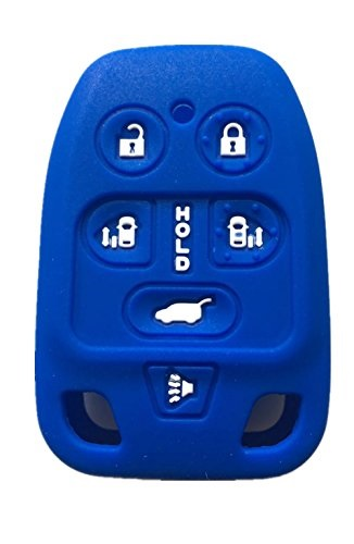 Replacement For 2011 2012 2013 2014 Honda Odyssey 6 Button Remote Key Fob FCCID:N5F-A04TAA ;by AUTO KEY MAX 1