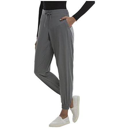 24fe019ba0433 Weatherproof - 32 Degree Cool Women's Jogger Pant (Large, Castor Gray) -  Walmart.com