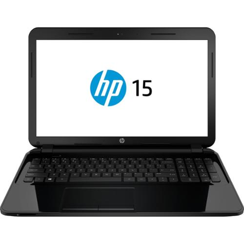 "Hp 15-g100 15-g170nr 15.6"" Led [brightview] Notebook - Amd E-series E1-6010 Dual-core [2 Core] 1.35 Ghz - 4 Gb Ddr3l Sdram Ram - 500 Gb Hdd - Dvd-writer - Amd Radeon R2 Graphics - (j8p61ua-aba_2)"