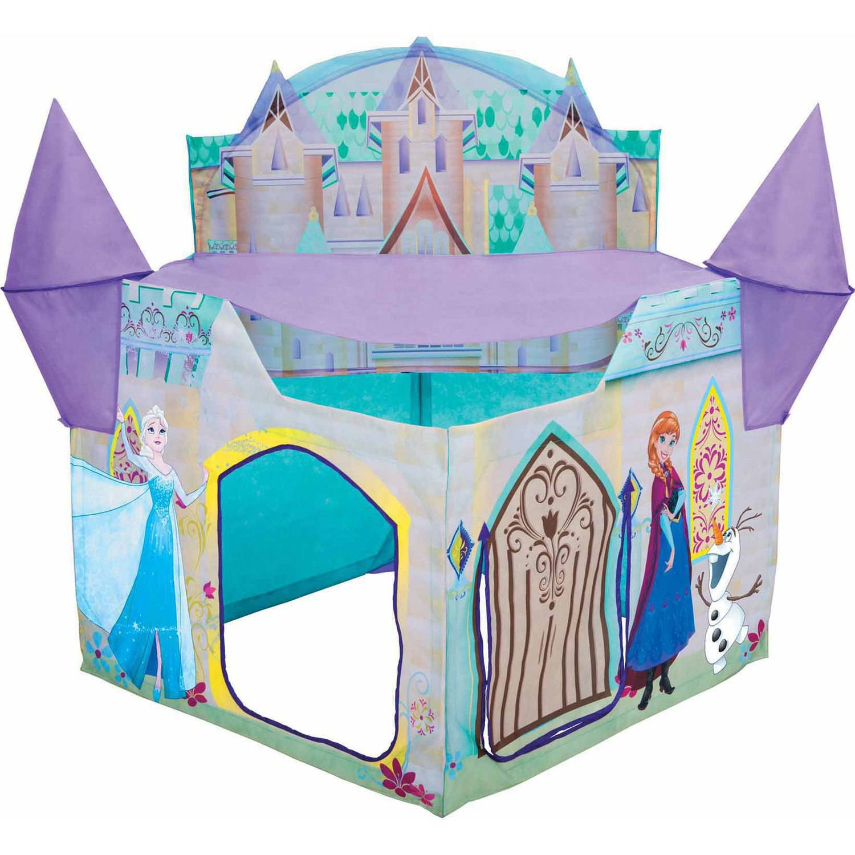 sc 1 st  Walmart & Playhut Disney Frozen Castle Play Tent - Walmart.com