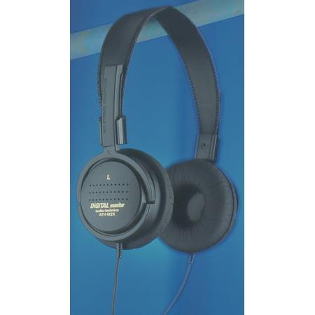 50e11d6fcbe Audio-Technica ATH-M2X Mid-Size Open-Back Dynamic Stereo Headphones -  Walmart.com