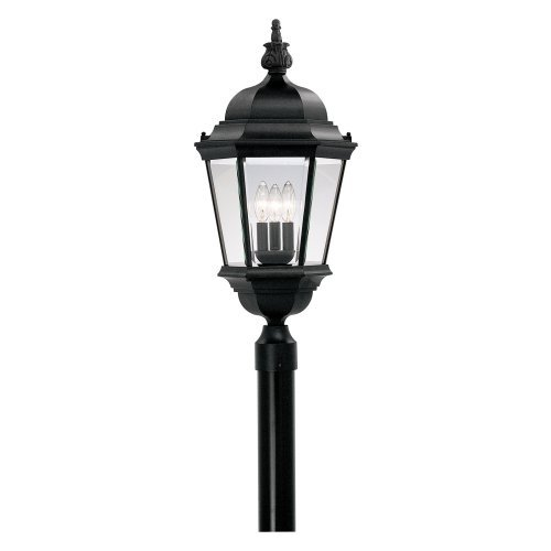 Designers Fountain 2956-BK Value Collection Wall Lanterns, Black