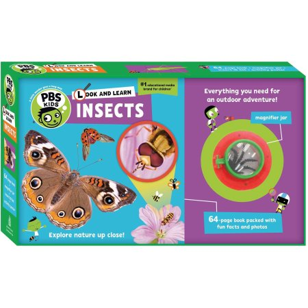 PBS Kids Look and Learn: Insects