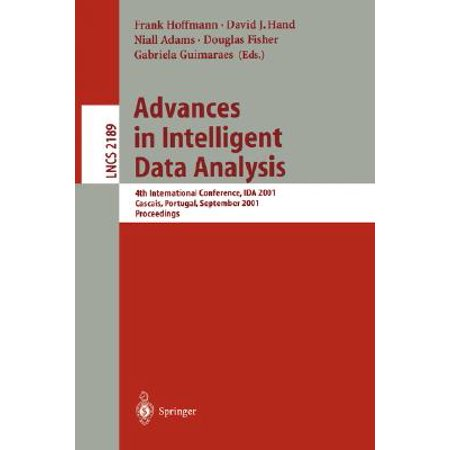 Advances in Intelligent Data Analysis : 4th International Conference, Ida 2001, Cascais, Portugal, September 13-15, 2001.