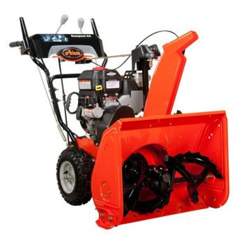 Ariens 920021 Compact 24-inch 208cc 2-Stage Electric Start Gas Snow Blower