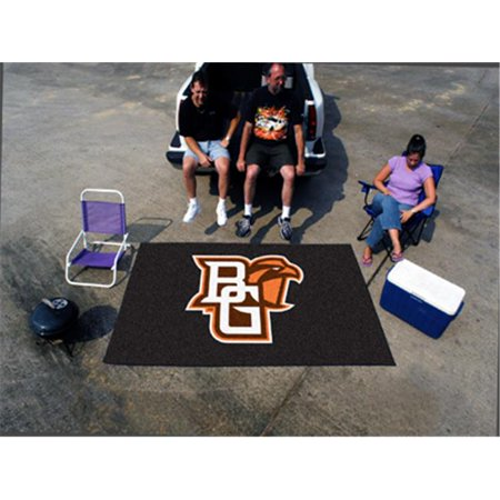 Fanmats 321 COL - 60 in. 96 in.  - Bowling Green State University Ulti-Mat 60 in. 96 in. - image 1 de 1