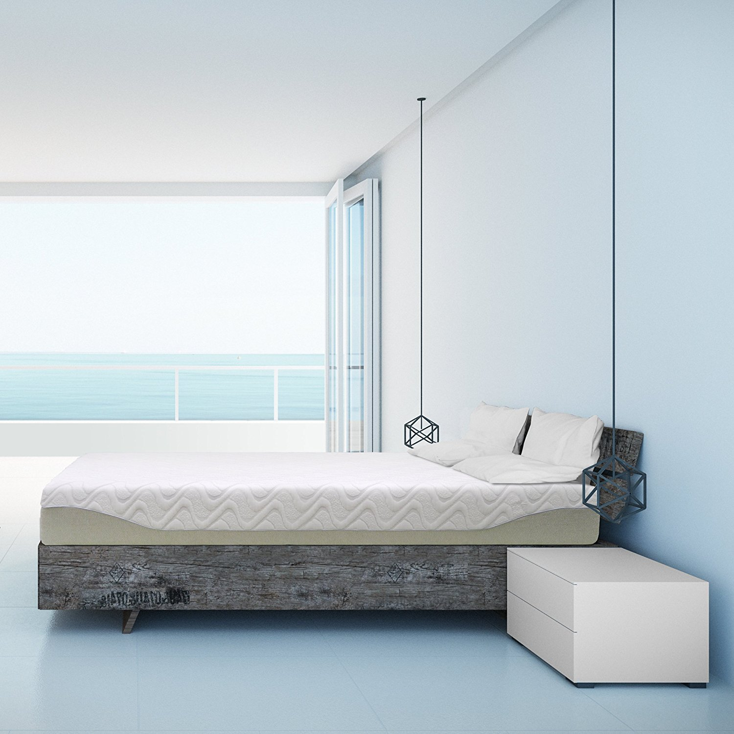 Best Price Mattress 9 Inch Gel Memory Foam Mattress