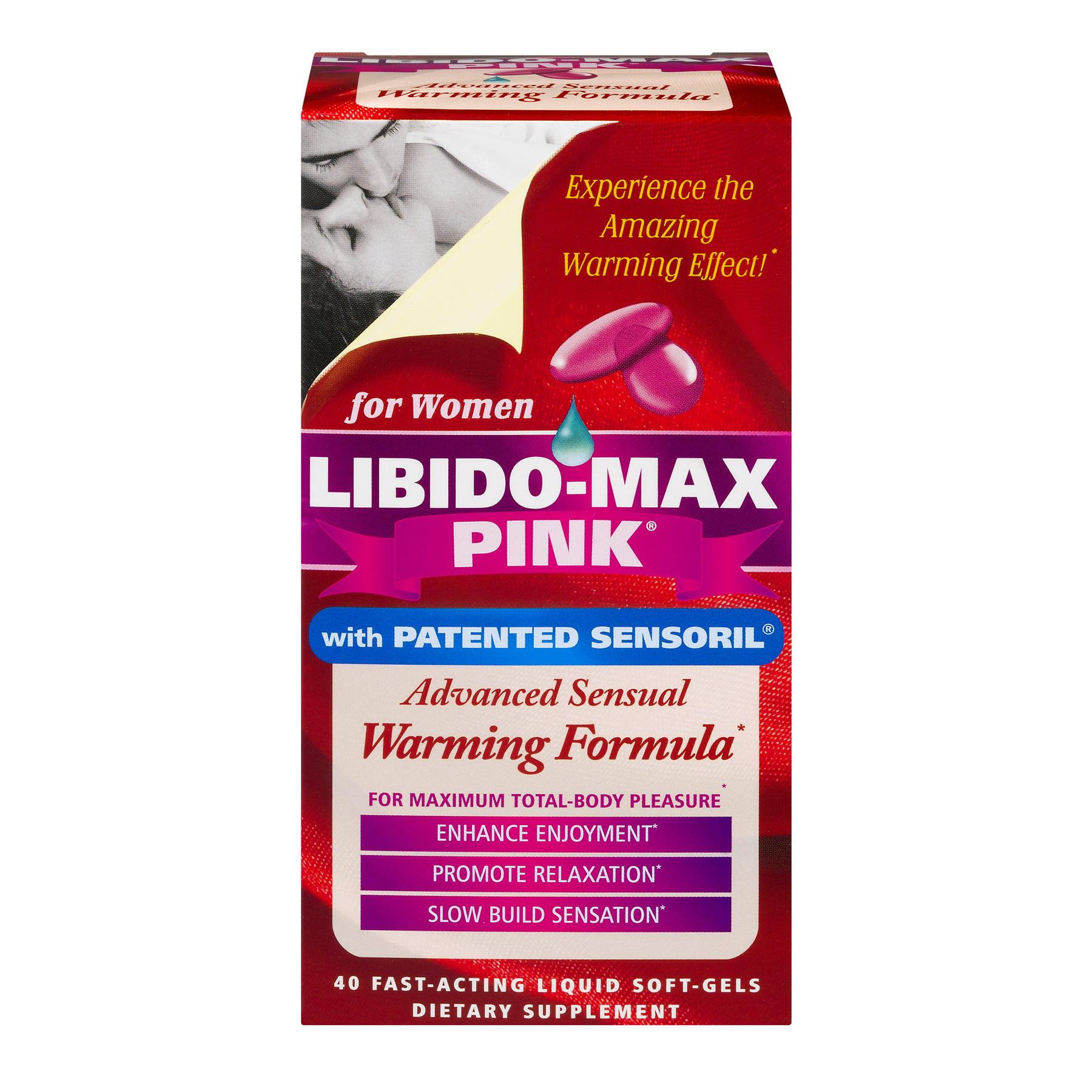 Walgreens pink libido max