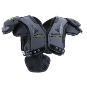 Best Football Shoulder Pads - Riddell Power AMP Shoulder Pad, Small Review