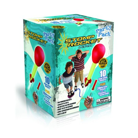 Stomp Rocket® Ultra Party Pack