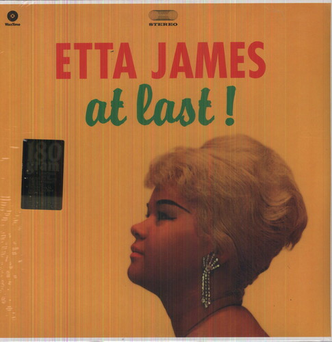 Etta James - At Last (Vinyl)