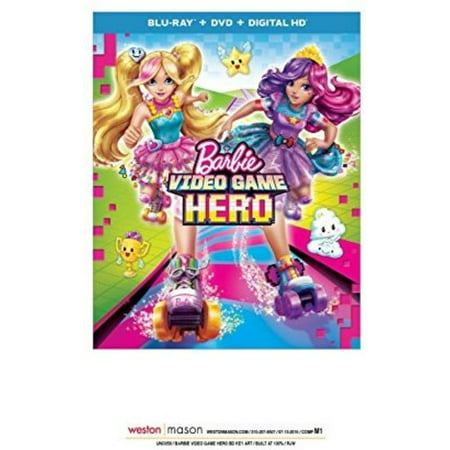 Barbie: Video Game Hero (Blu-ray + DVD + Digital Copy)