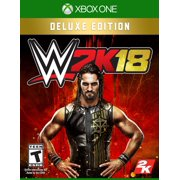 WWE 2K18 Deluxe Edition, 2K, Xbox One, 710425590061