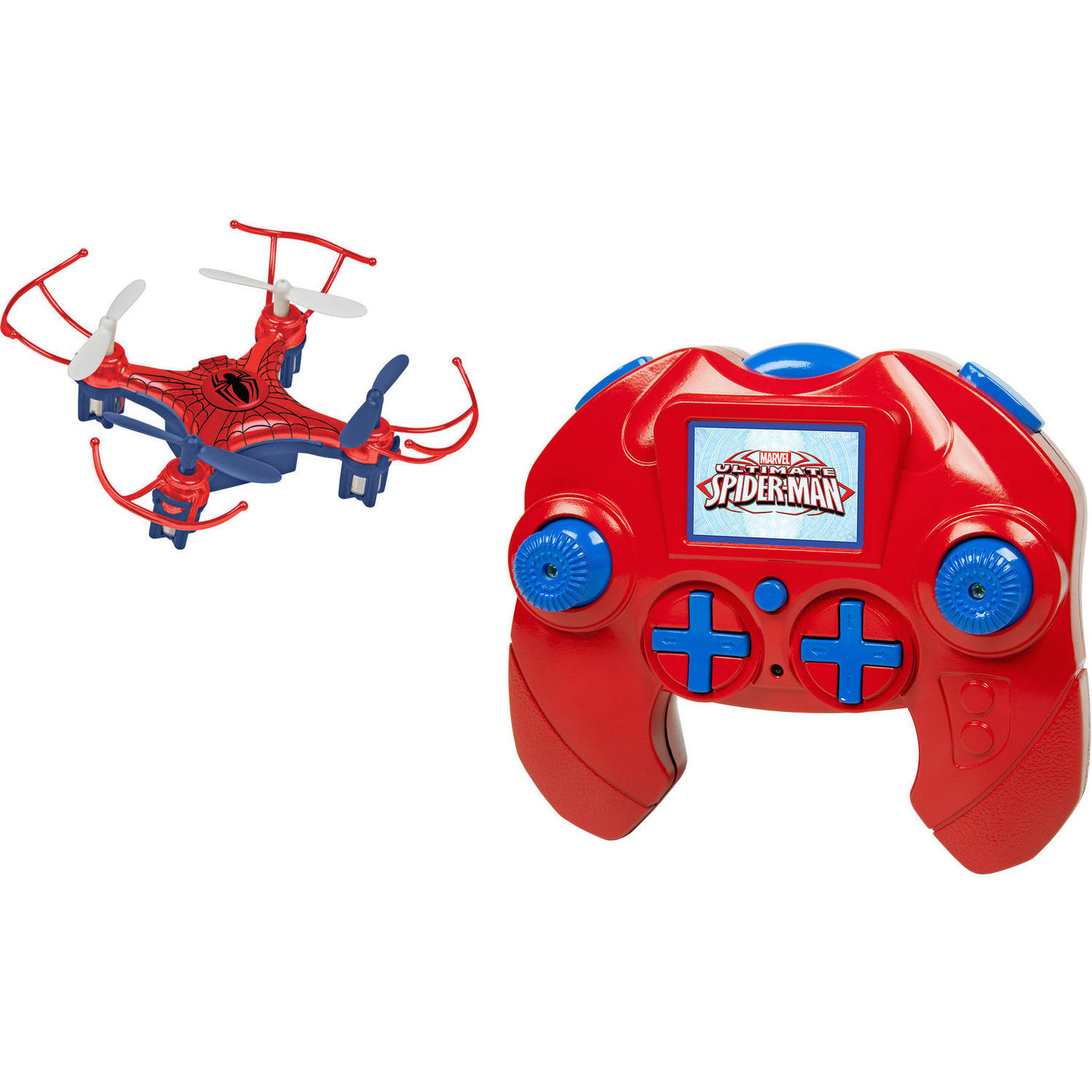 Marvel Avengers Spider-Man Micro Drone 4.5-Channel 2.4GHz RC Quadcopter by MARVEL