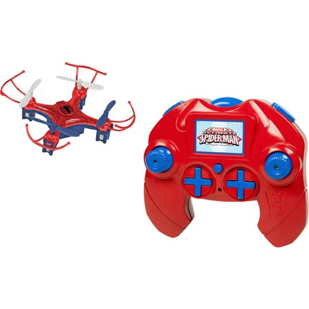 Marvel Avengers Spider-Man Micro Drone 4.5-Channel 2.4GHz RC