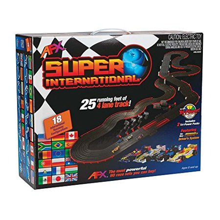 AFX 21018 Super International (MG+) Multi-Colored